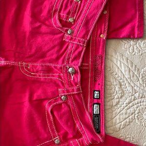 Miss Me Jeans - Miss Me Capris